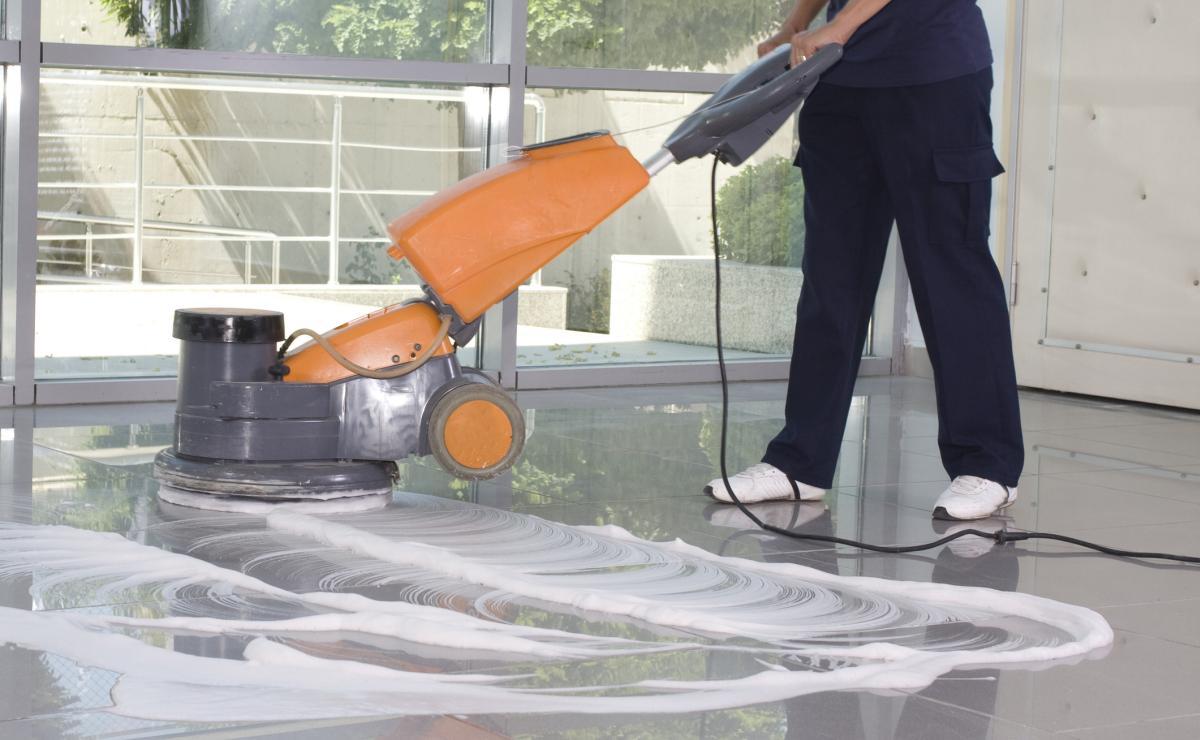 serviços de limpeza para shopping center