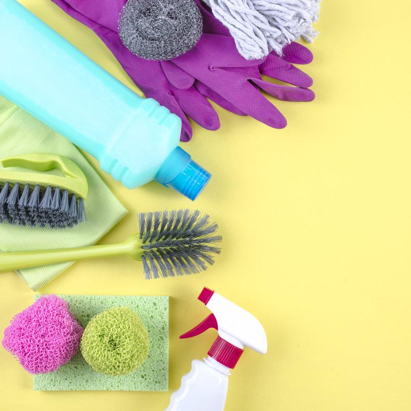 limpeza em geral