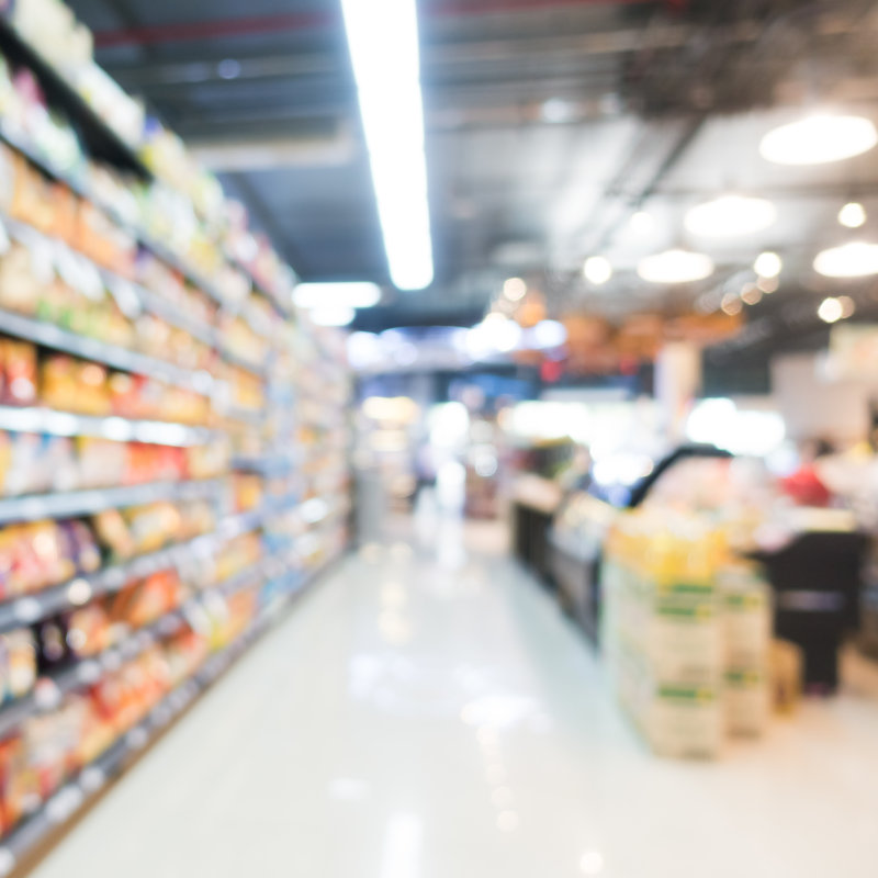limpeza de supermercados e lojas