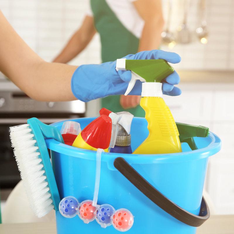 Orçamento de limpeza e conservação