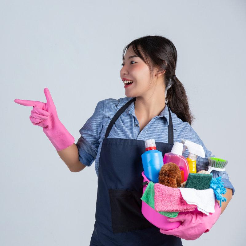 Orçamento de limpeza predial